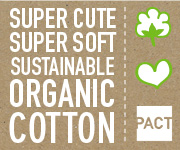 Super soft and sustainable organic cotton