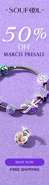 50% off and more, charms, beads, bracelets, rings, earrings