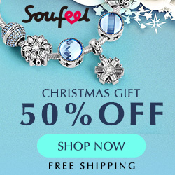 Early Christmas Gifts Preview at Soufeel.com - Up to 60% OFF