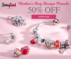 UP TO 50% OFF! Mother's Day Gifts Presale at Soufeel.com