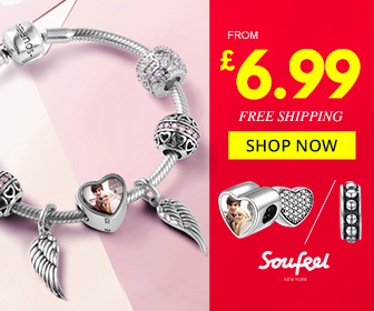 Holiday Shopping Carnival - Items starting at $6.99 and New Items every 48 hours!  At Soufeel.com