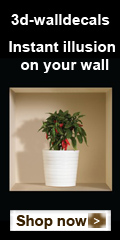 3d-walldecals Instant illusion