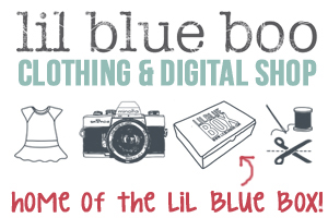 Lil Blue Boo Digital Shop