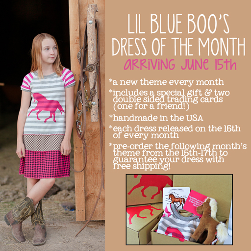 June Dress of the Month Promotion