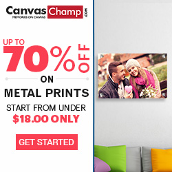 Print on Metal
