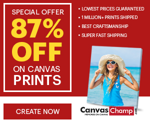 Canvas Prints - Canvas Champ