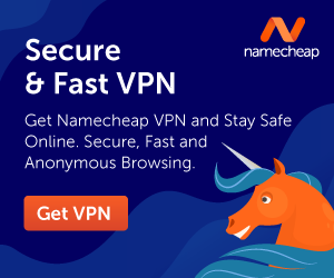 Namecheap Ultra-Fast VPN Plan (1st Month Plan)