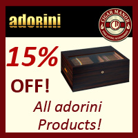 AdorinilDiscount200200_00 Adorini Humidor Review - Chianti Deluxe Medium