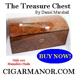 Humidors, Furniture, Smoking Accessories, Daniel Marshall, Treasure Chest