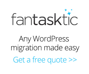 Fantasktic WordPress Support