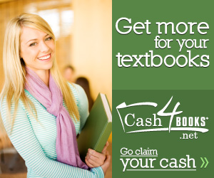 Sell your old college textbooks in three easy steps at Cash4Books.net