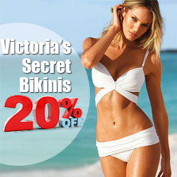 Victoria's Secret Sexy Bikini Sets 20% OFF