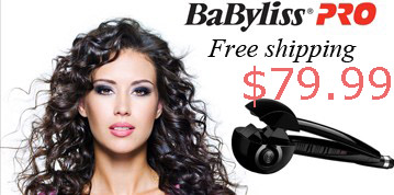 $79.99 Babyliss Pro Perfect Curl for Sale Now!