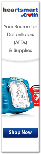 Philips AEDs and Supplies