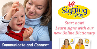 Visit the Signing Time Online Dictionary!