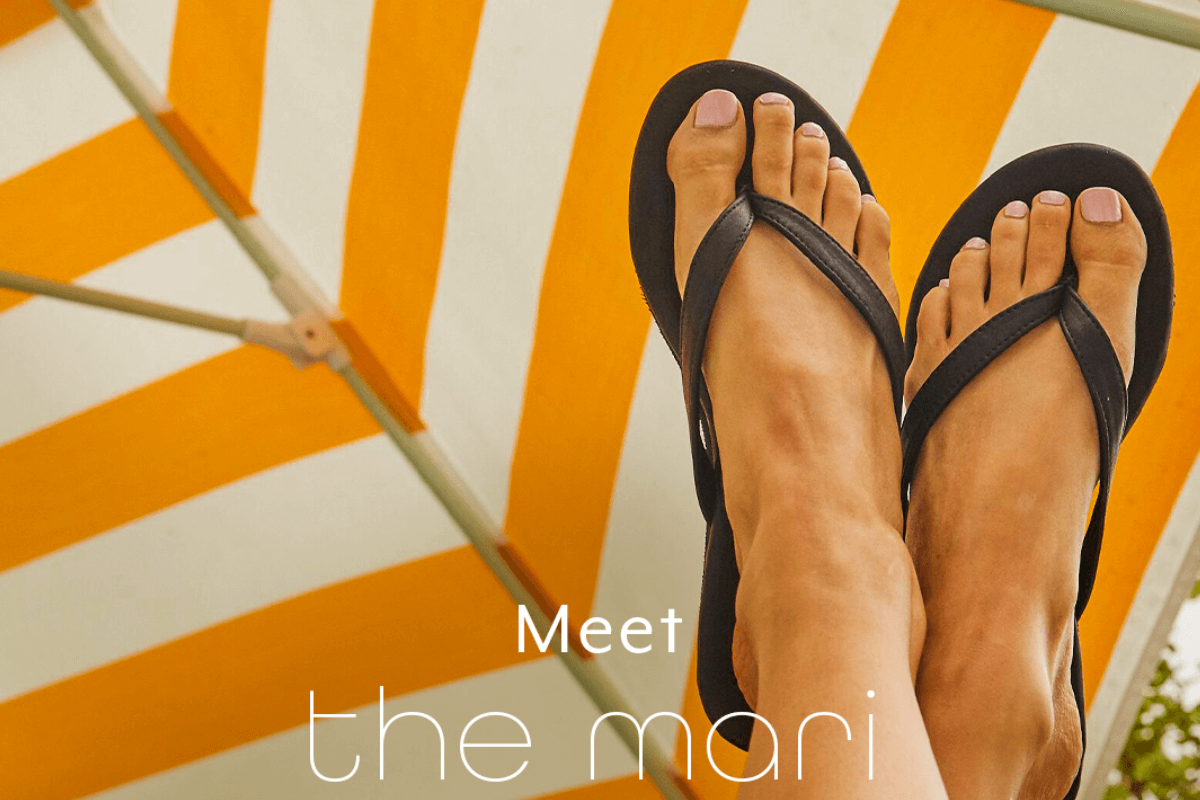 All-New Mari Sandals In Black