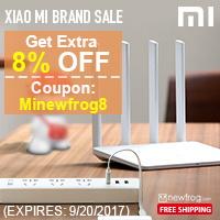 Extra 8% OFF Coupon: Minewfrog8
