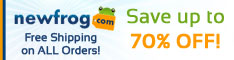 Shop for thousands of products at the lowest prices on the internet at Newfrog.com