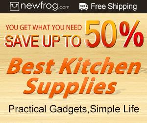 Best Kitchen Supplies-Save Up To 50%