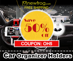 Car Organizer & Holders-Save 50% OFF, Free Shipping(Coupon: OH5)