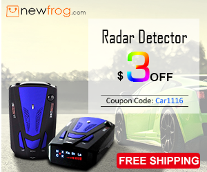 Radar Detector-Coupon:Car1116