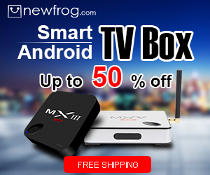 Smart Android TV Box-Up to 50% off