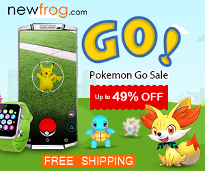Pokemon Go Sale-up to 49% off