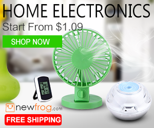 Home Electronics, Start From $1.09
