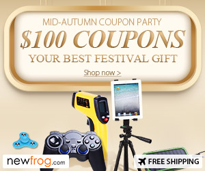 Mid-Autumn Coupon Party, $100 COUPONS, Your Best Festival Gift