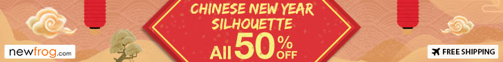 Chinese New Year Silhouette, All 50% OFF, Explore More