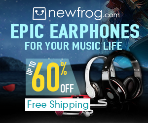 Epic Earphones For Your Music Life-Up To 60% Off
