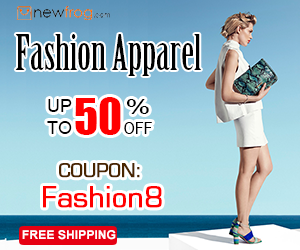 Fashion Apparel-Save 50% Off and Coupon: Fashion8