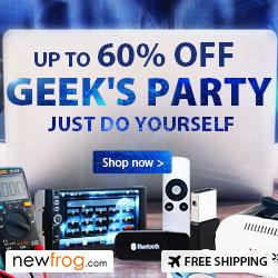 DIY Geek, Computer Geek, Media Geek...
