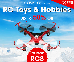 RC Toys & Hobbies-Up To 58% Off and Coupon: RC8