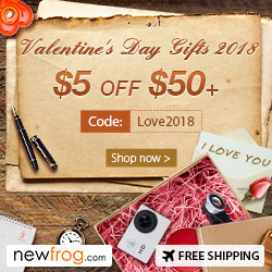 Valentine's Day Gifts 2018, $5 OFF $50+
