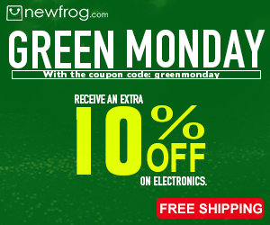 Green Monday-Coupon:greenmonday