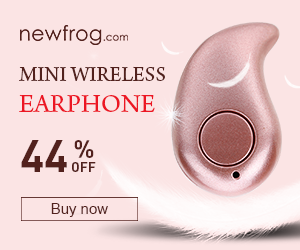 Mini Wireless Earphone-Up To 44% Off