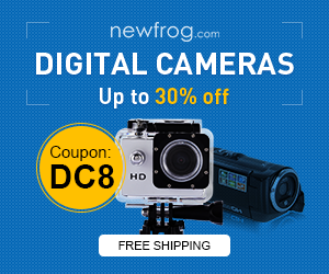 Digital Cameras-Up to 30% off and Coupon?DC8