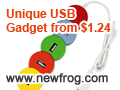 Unique USB Gadget from $1.24