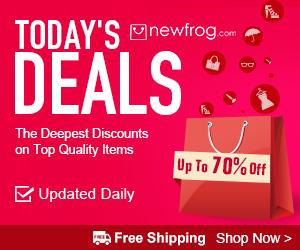 Go to store Newfrog