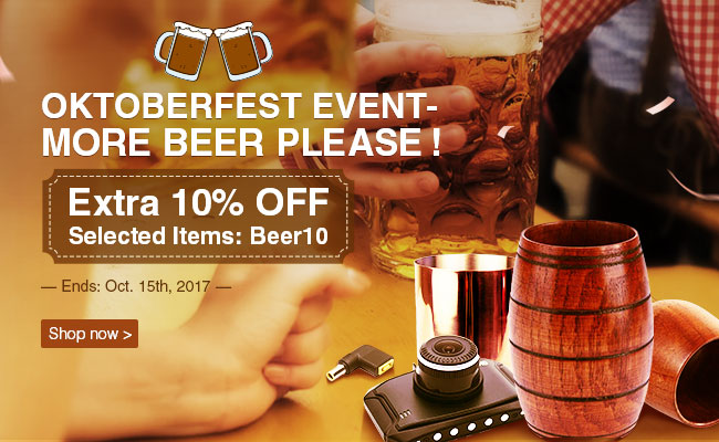 Oktoberfest Event-More Beer Please!