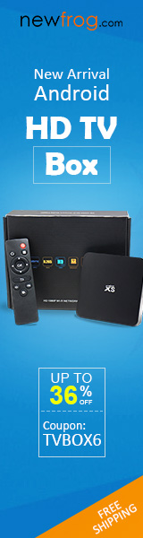 Up to 36% off + 6% off   Coupon:TVBOX6