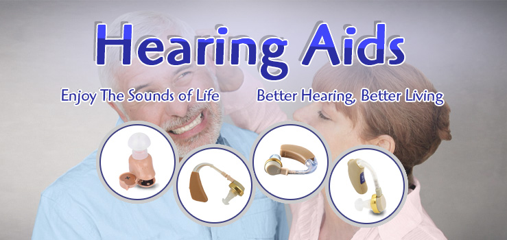 Enjoy Sounds of Life--Hearing Aides