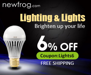 6% off -  Coupon:Lights6