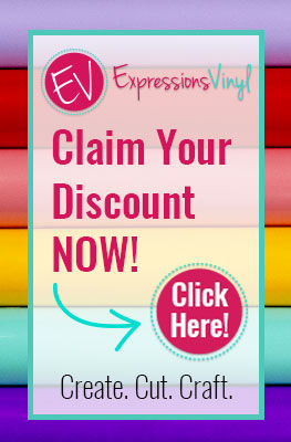 expressions vinyl banner