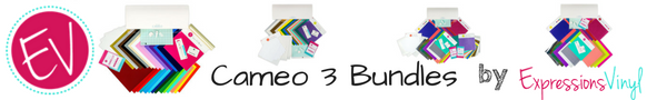 Cameo 3 Bundles by Expressions Vinyl