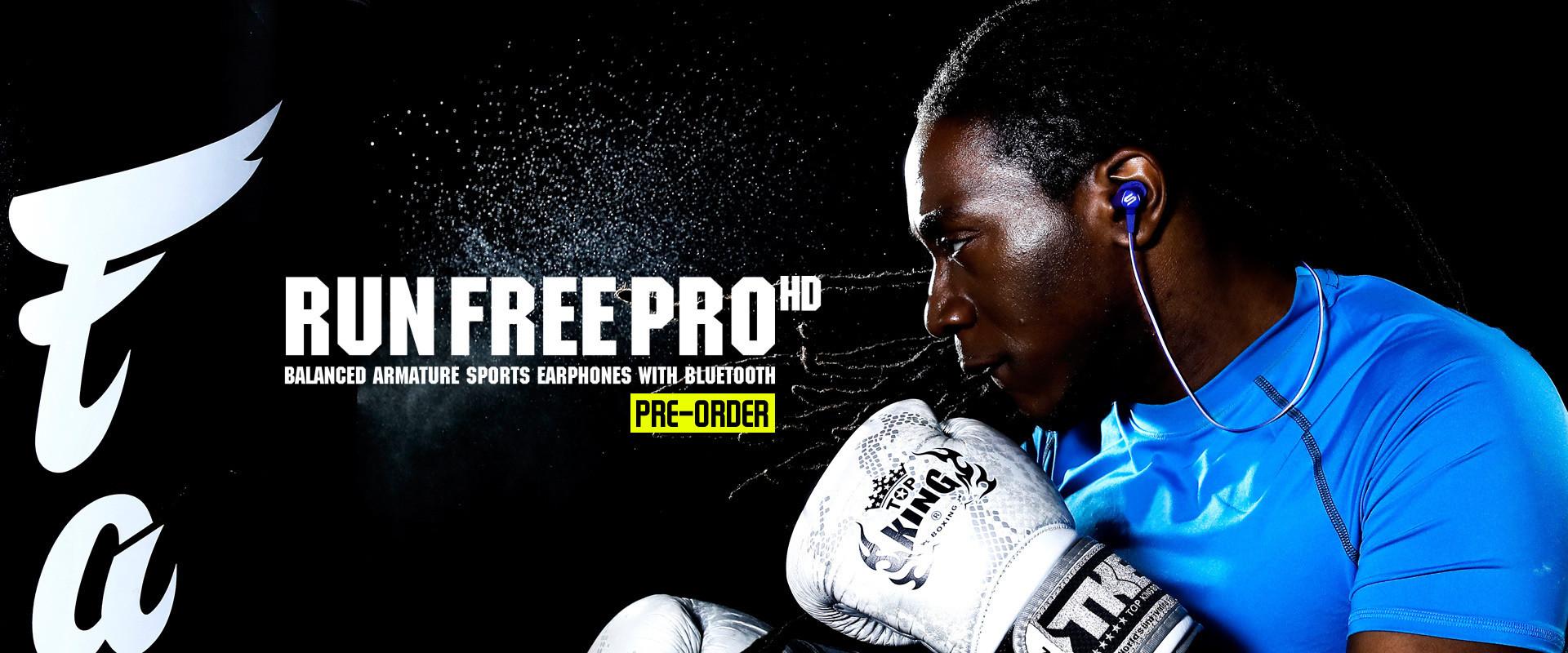 Run Free Pro HD Pre-order