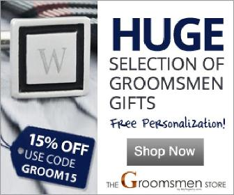 Groomsmen Gifts Banner 3