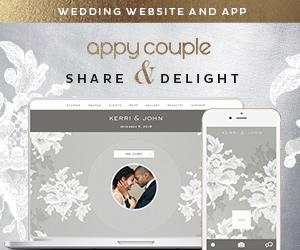 Appy Couple Wedding Website and App