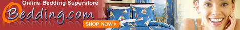 oBedding.com - Online Bedding Superstore